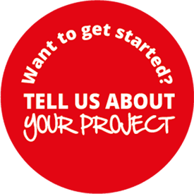 tell i-webdesigner about your project and get started